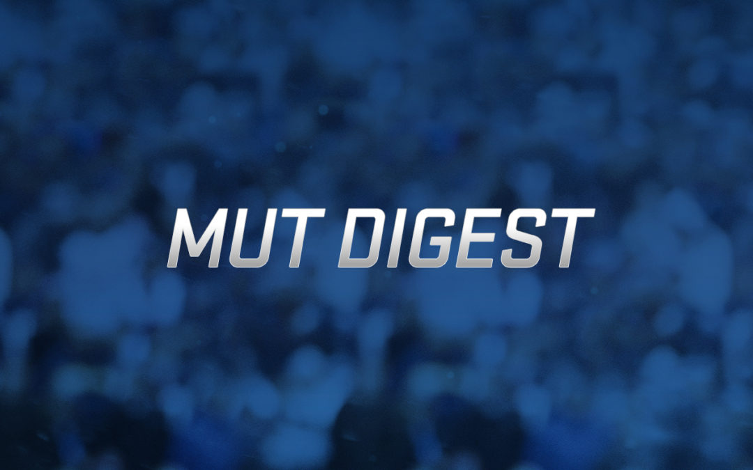 MUT Weekly Digest – September 23